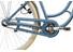 Vermont Saphire naisten kaupunkipyörä 3-vaihteinen, sininen